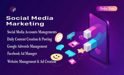 Do social media manager and content designer