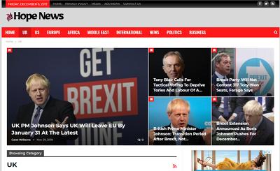 Publish A Guest Post in Site HopeNews.co.uk