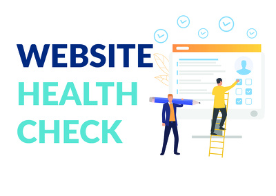 Check your website health
