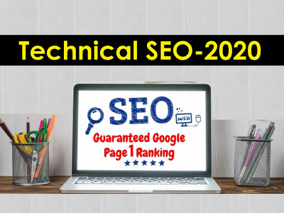 Do on page optimization and technical SEO of your website