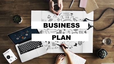 Write you an outstanding business plan for bank Loan