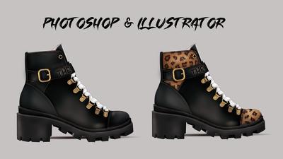 Provide  2D CAD (Photoshop & Illustrator) X 1design
