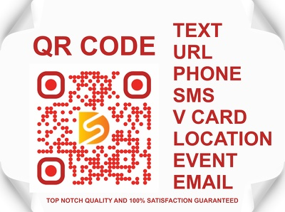 Create next level barcode stickers and qr codes with your logo