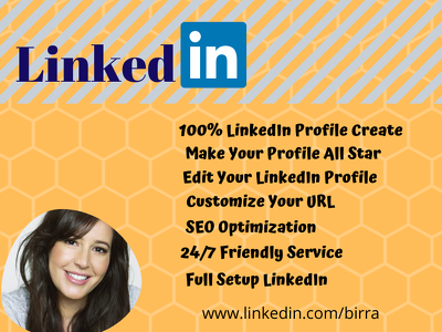 Optimize your Linkedin profile in Expert way