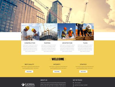 Develop a Professional Looking WordPress Responsive website