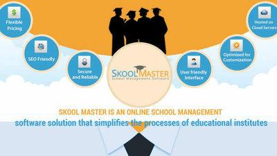School Management Web software