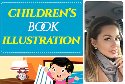 Format your children's book, design book cover and publish