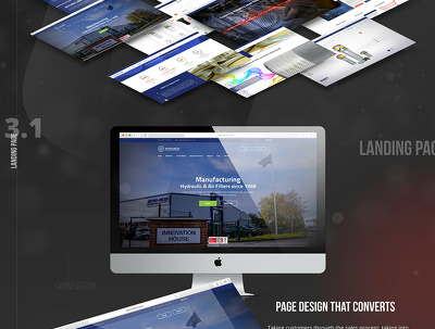 Do website revamp and redesign