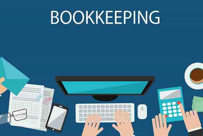 provide 1 hour of bookkeeping