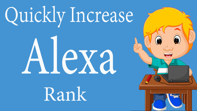 Make your alexa world rank under 99,999 with my unique system
