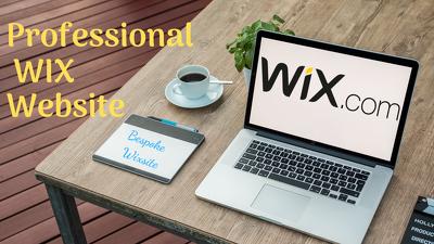 Design or Revamp/Make Updates your Wix Website