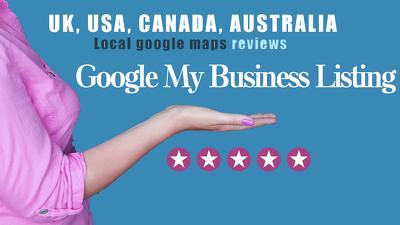 Increase Google Ranking - Increase Google SEO Local Ranking