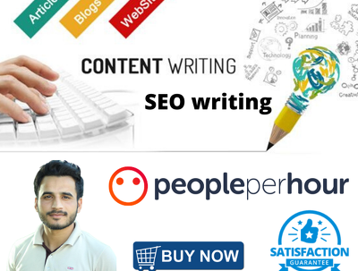 Write 500 SEO words on any topic