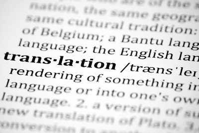Translate 1,000 words from German to English