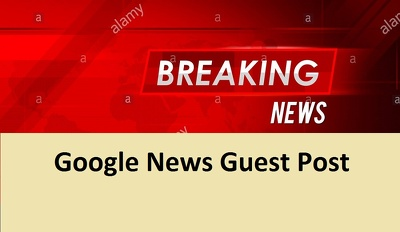 Post your press releases or news article in google news site