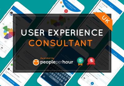 UX Consultancy & Design