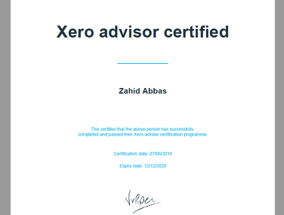 I will do monthly bookkeeping on Xero