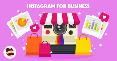 Set up an instagram for your business