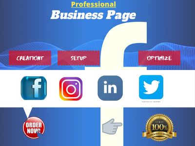 Create and manage your business facebook page