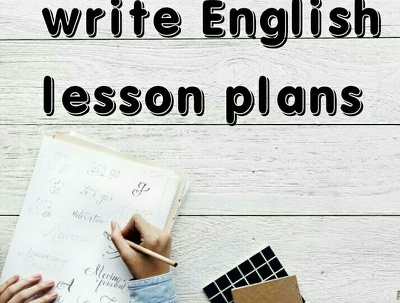 Write interesting 45 minutes English lesson plan