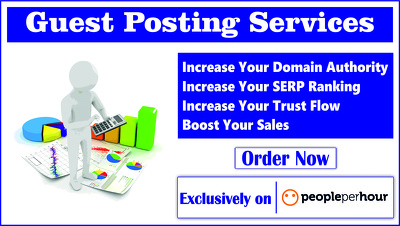 Provide Guest Posting on approximately all niche