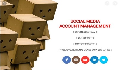 Manage & Grow your Social Media Account