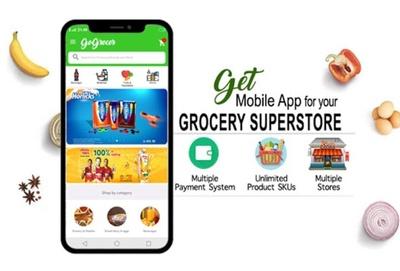 grocery Delivery App like Bigbasket