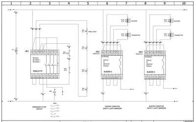 Do electrical drawing and panel designing