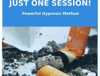 Stop smoking in a single session - Powerful hypnosis method
