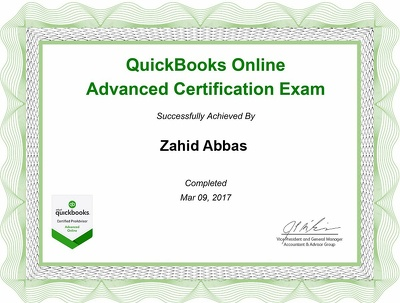 I will do monthly Quickbooks bookkeeping