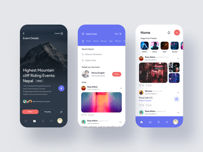 Design Develop a Mobile App for iOS and Android Platform