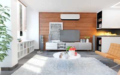 Provide realistic interior design and render HD