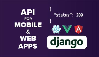 Build API with Django Rest Framework