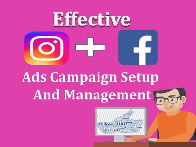 Be your Facebook and Instagram ads manager