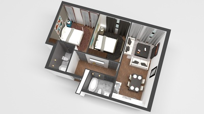 Do 3d floor plan