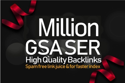 10X Your Traffic and SEO Ranking with GSA Backlink