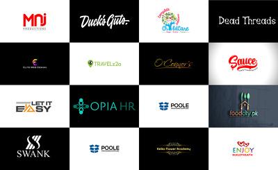 Bespoke Logo+ Premium  Concepts + High Resolution  Artwork.