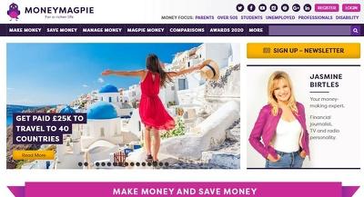 Publish a Guest Post on Moneymagpie.com - DA56
