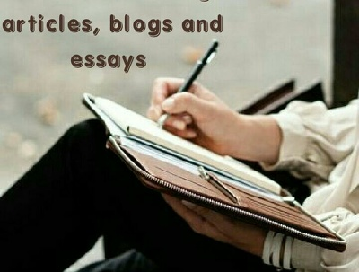 Write interesting 500 words article, blog or essay
