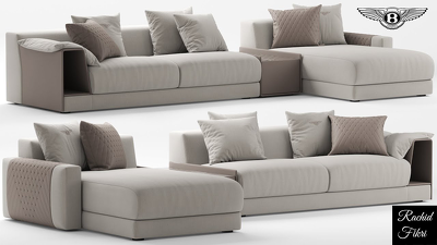 High End Photo Realistic 3D Furniture/Product Rendering