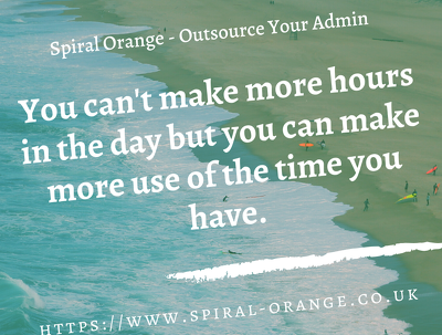 Do 5 hours per weeks worth of admin
