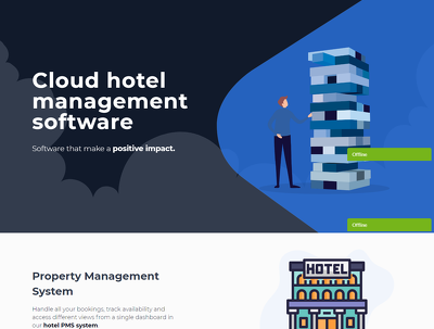 Provide Hotel Management Software Package