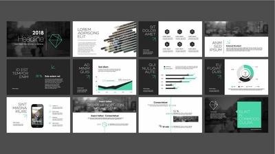 Design Professional Powerpoint Presentation