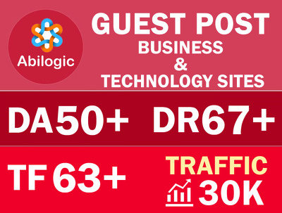 Publish Guest Post On Abilogic - Abilogic.com - DA50,DR67