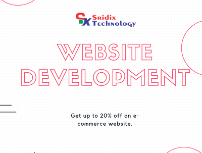Do responsive Design & develop, SEO friendly  website