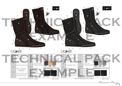 Design your dream shoe ready to manufacture