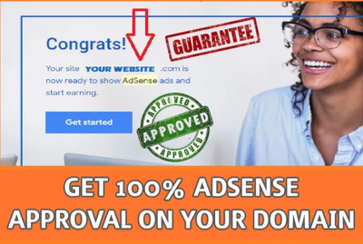 Approve Google Adsense or media.net on your domain