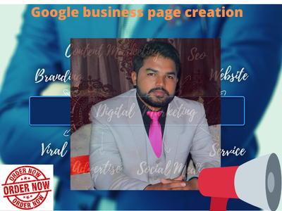 Create and manage your Google business page