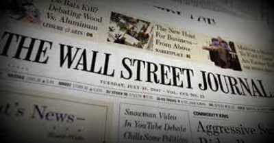 Write and publish an article on Thewallstreetjournal.com