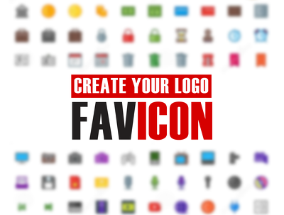 Provide favicon of your logo design